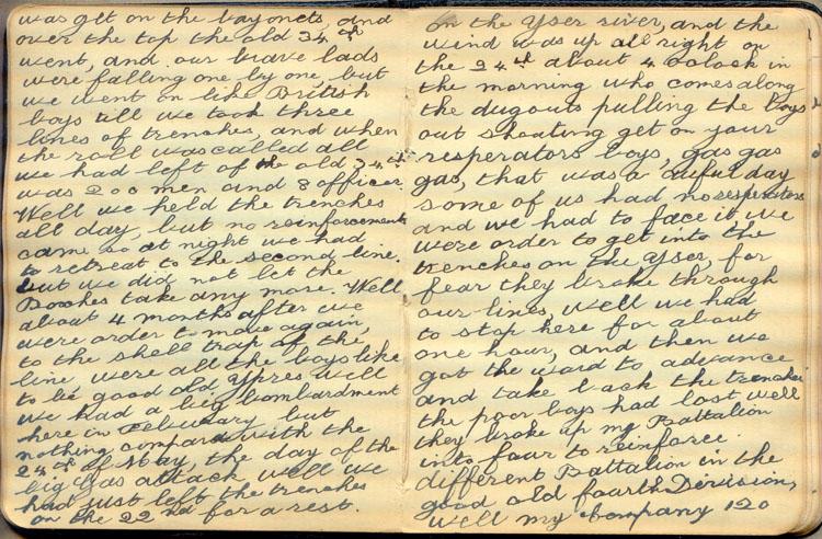 A personal diary of sarah bingham