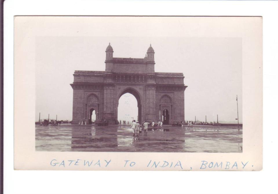 Photo # 8 Bombay - Gateway  to India
