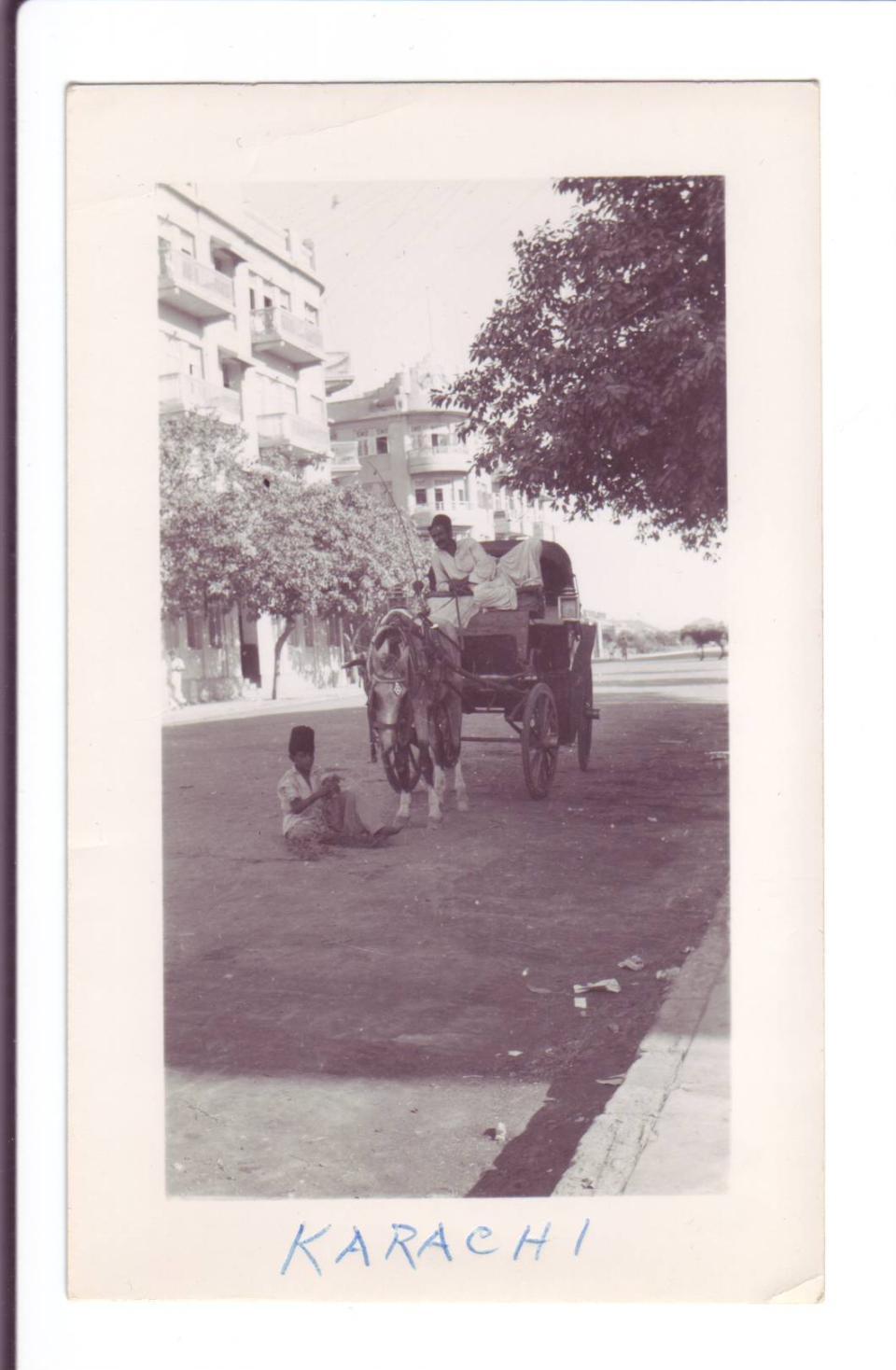 Photo #10 Taken at Karachi the Capitol City of Sindhi