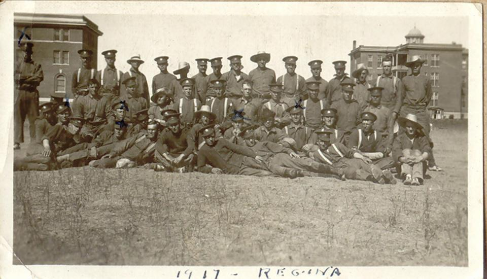 1917, Regina