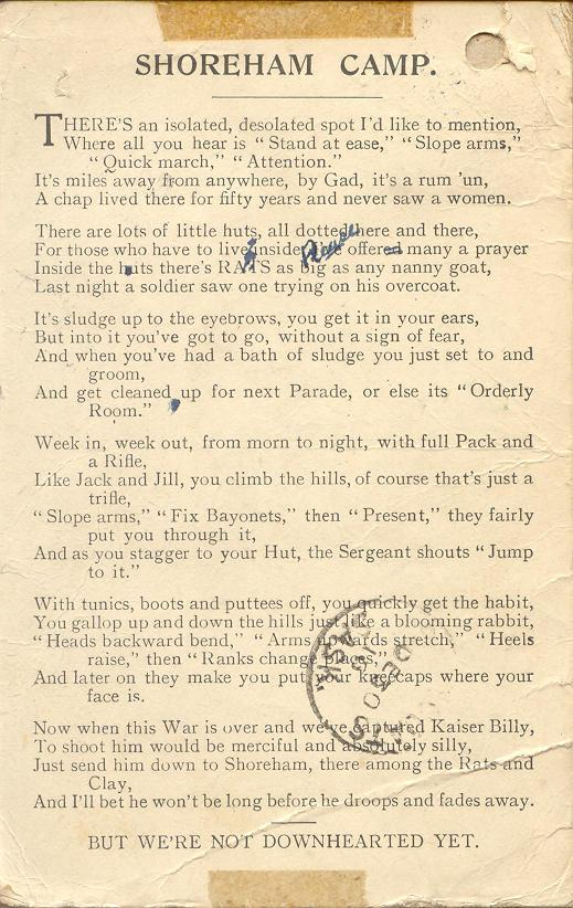 Christmas 1916