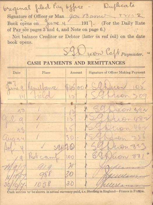 Paybook, pg 7-8