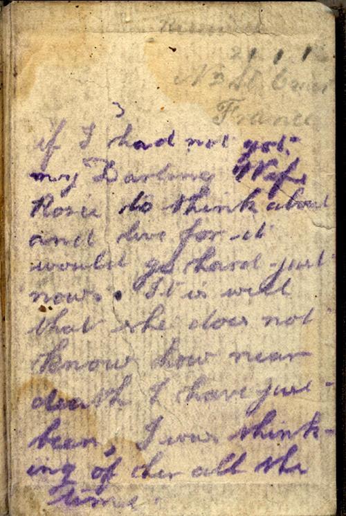 Prayer book, cover 3