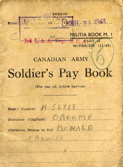 Paybook, front cover