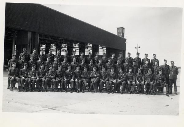 No.2,Air Navigation School, Pennfield, New Brunswick, nd.