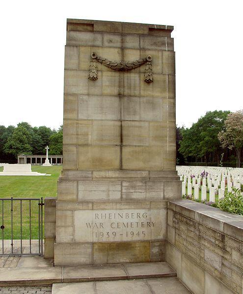 Rheinberg Cemetery, Germany