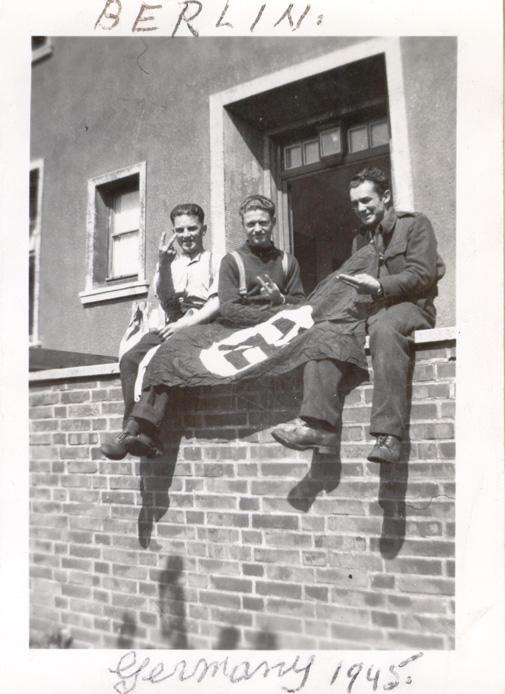 Berlin Germany - 1945
