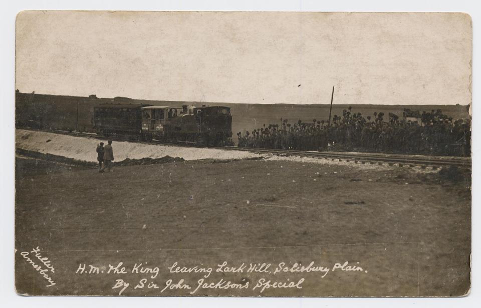 Salisbury, 1915