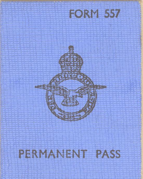 Pass, front 4