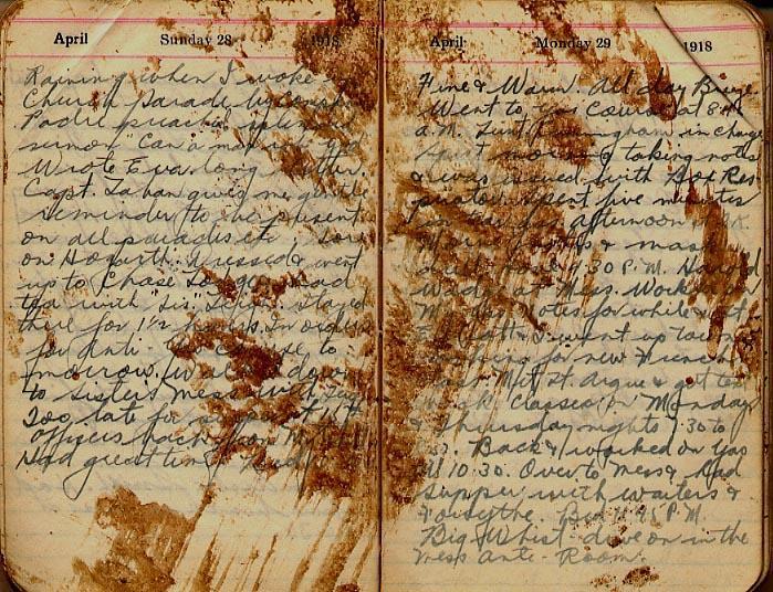 Maharg diary, page 35.