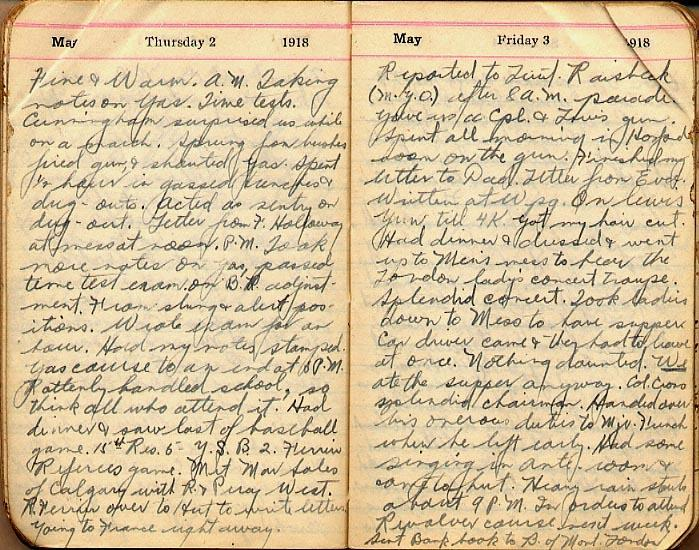 Maharg diary, page 37.