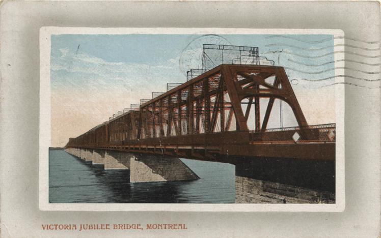 postcard 2, July 26, 1913, front.