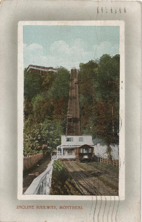 Postcard 3, July 26, 1913, front.
