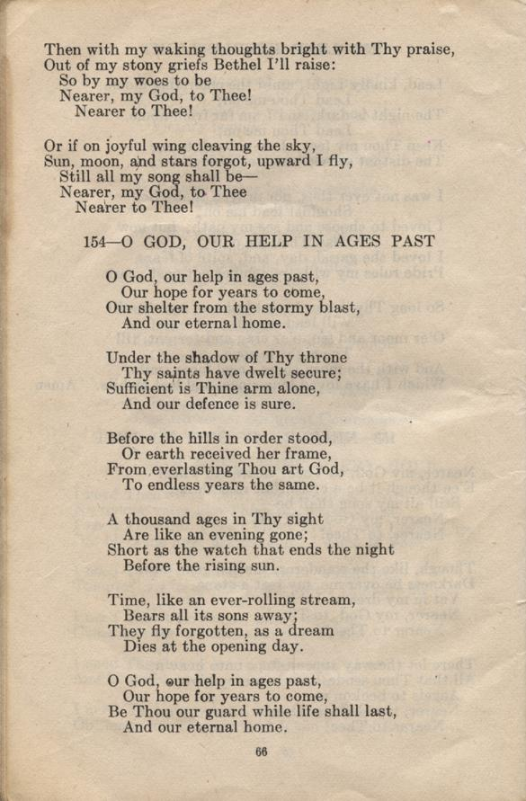 William Daniel Boon. Canadian Soldiers Songbook. Page 66.