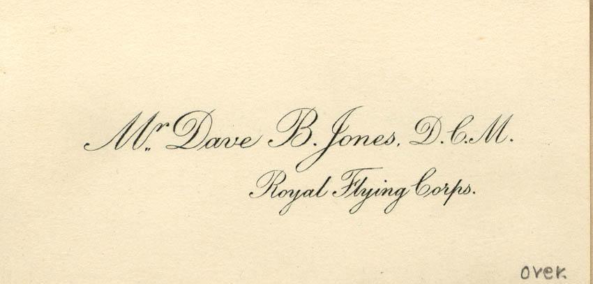 card. Jones,David. nd. front.