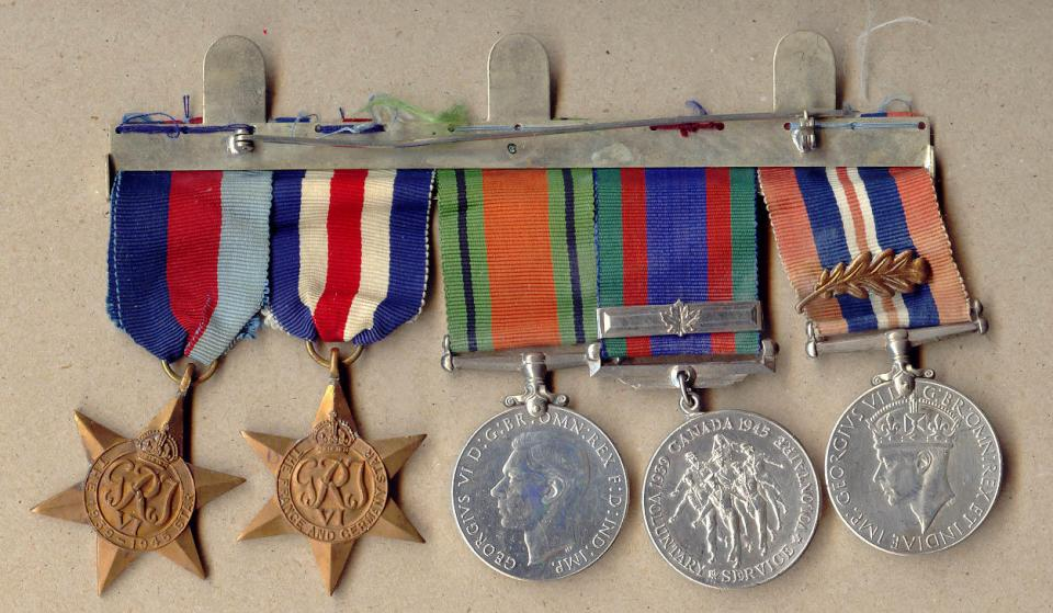 Medals - Front