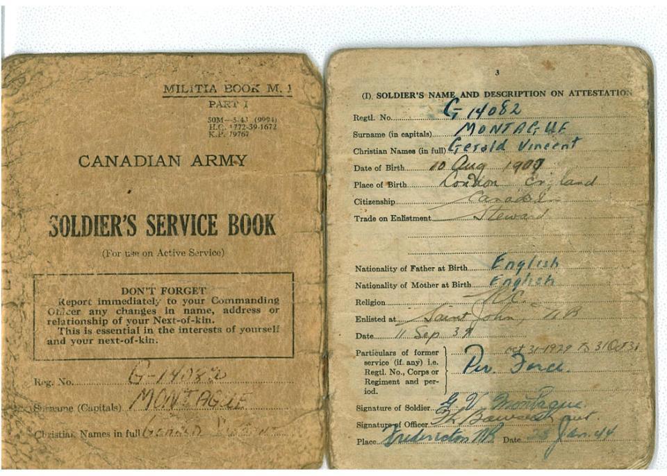 Soldier's Service Book