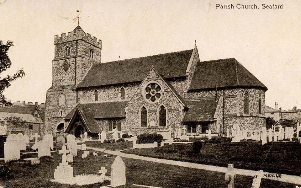 Parish Church Front