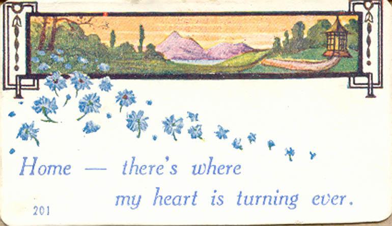 Jones, F. postcard 13