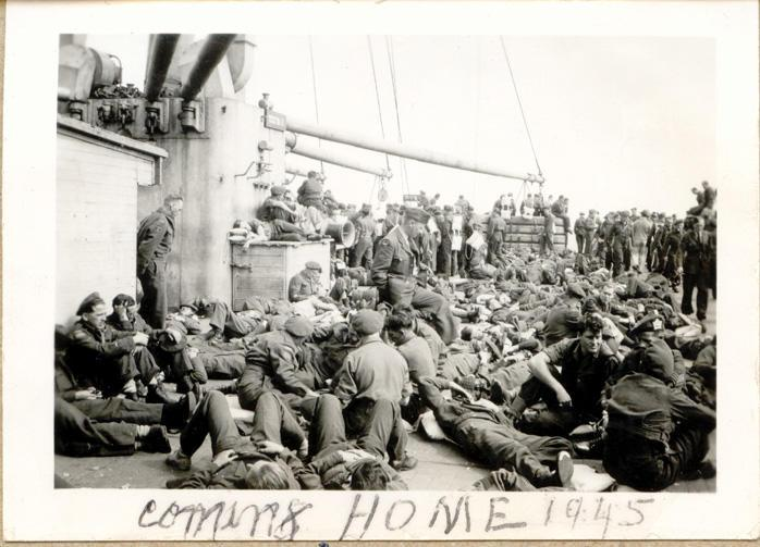 Coming Home - 1945