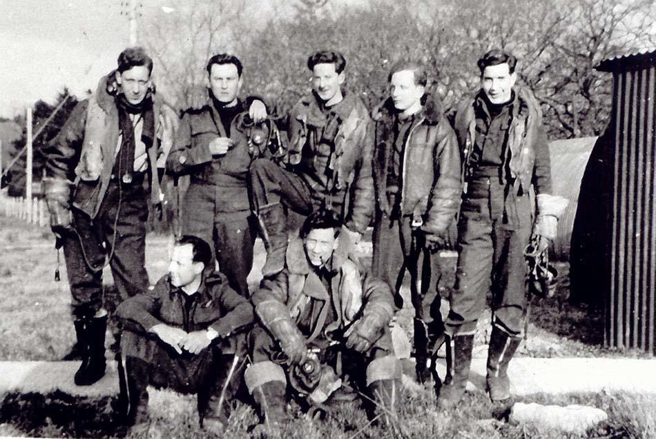 Flight crew - 1944