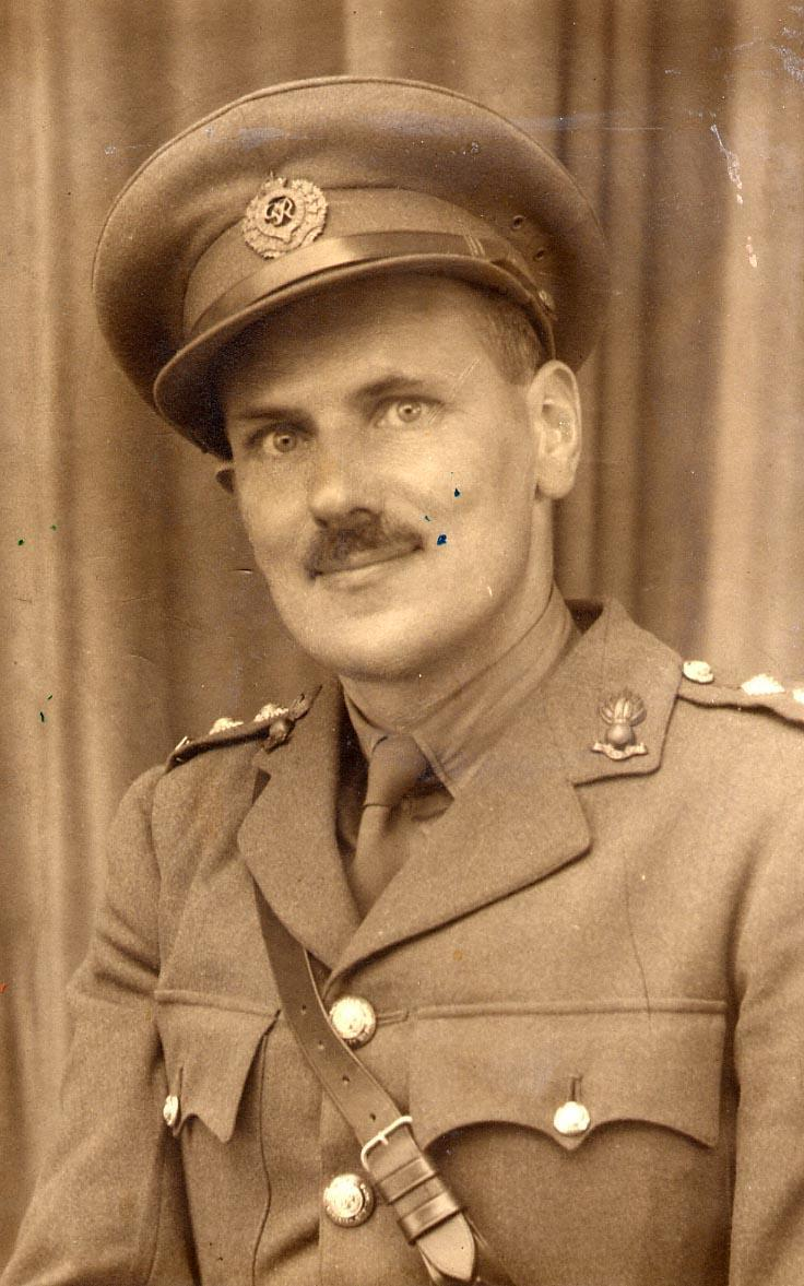 Richard Bright, 1943