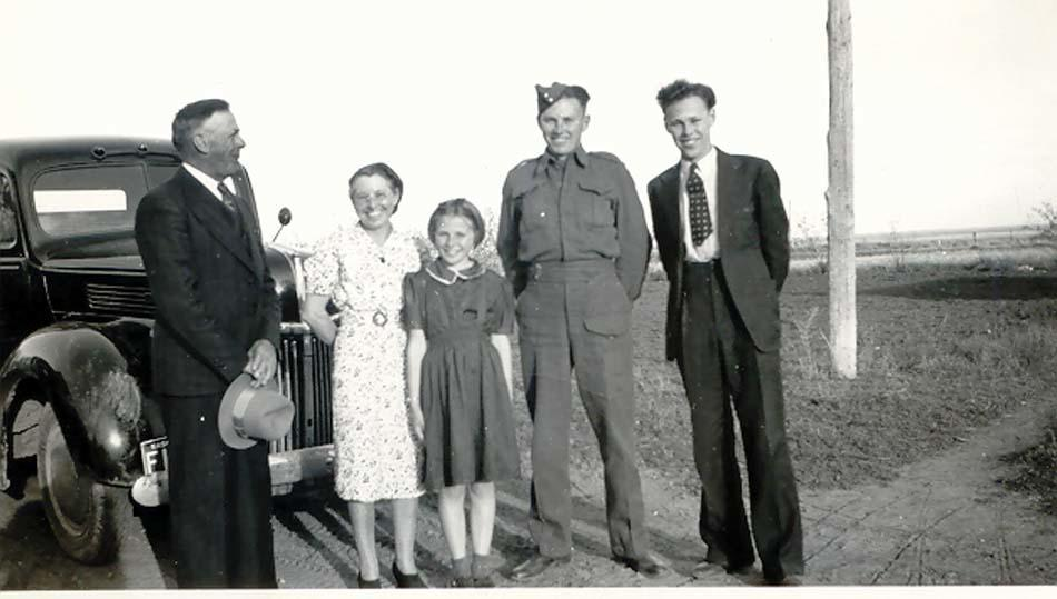 Senton, Simpson - Sask - March 1941
