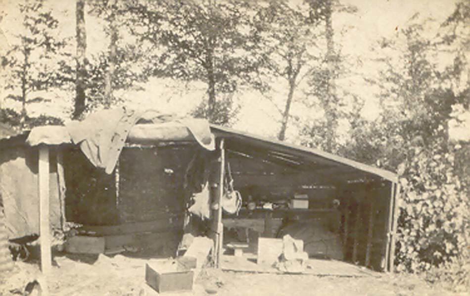 Photo D Camp Nine E Front - Blavincourt