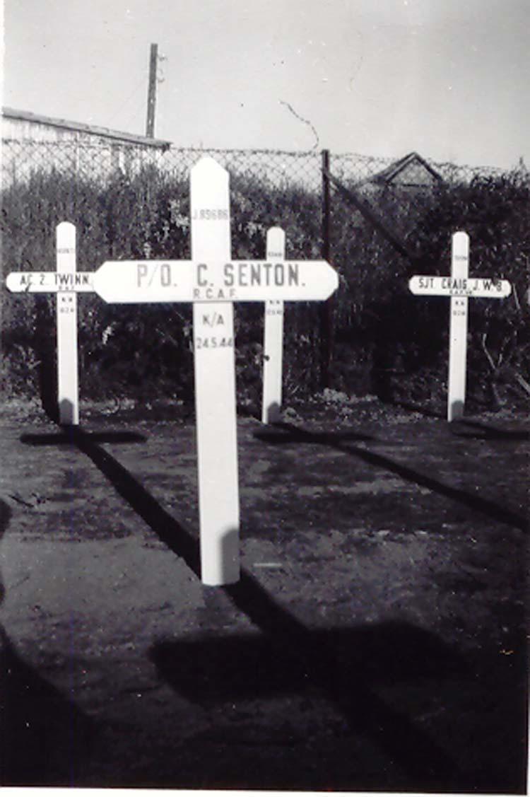 Grave - Trondheim, Norway 1951