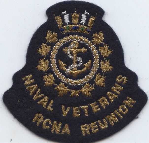 Pinder. crest. veteran