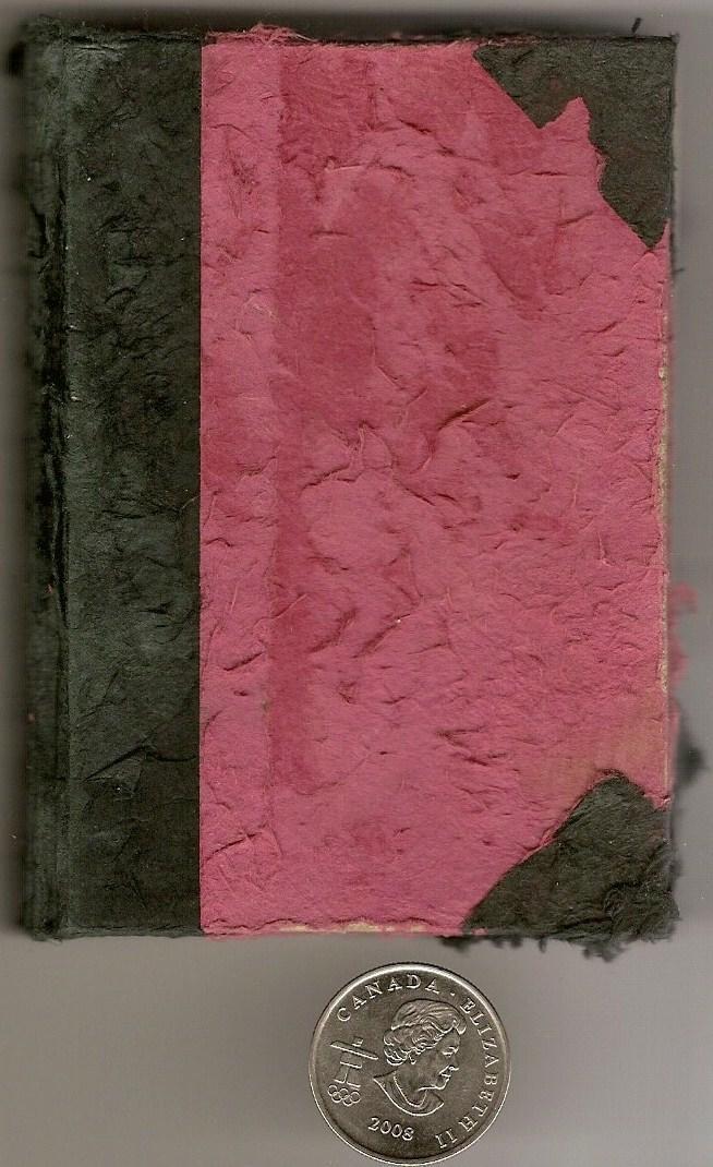 Smith's diary.